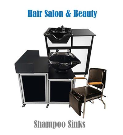 Portable Shampoo Sinks