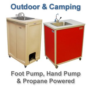 Camping Portable Sink - Monsam Enterprises, Inc