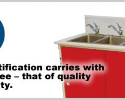 NSF Certified Portable Sinks