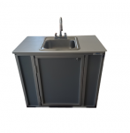 NSF Certified 30″ High Single-Basin  Model: NS-007