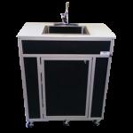 NSF Certified Deep Single-Basin 10″ Utensil Washing Model: NS-009