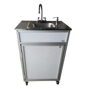 Stainless Steel Top Deep Single-Basin : PSE – 009SS