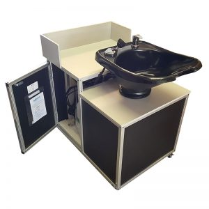 Portable Shampoo Sink With Tilt Mechanism : PSE-2005T