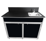 Demonstration Workstation with Extended Counter Top and  Portable Self Contained Sink Model: PSE-2046