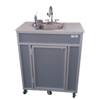 Portable Eye and Face washing station : PSE – 2001E