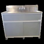 Commercial Single Deep Basin Sink  Model: PSE-2001LA