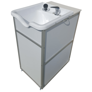 Portable Self Contained Shampoo Sink With Sprayer : PSE – 2005