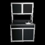 Medical Cabinet with Portable Sink – Model Number  PSM-001