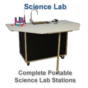 Science Lab Workstation