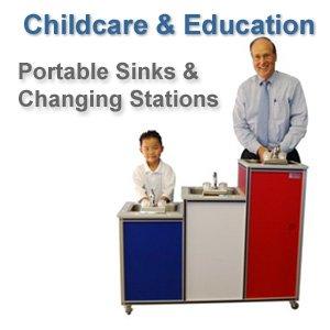 Portable Hand Wash Stations| Monsam Enterprises, Inc.
