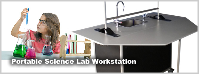 science lab portable sinks