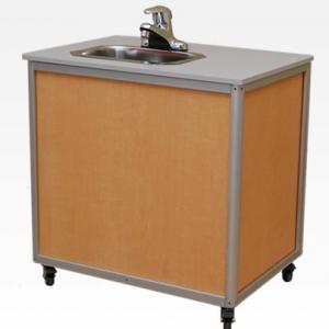 Toddler Single Basin Portable Sink