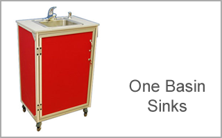 one basin sink