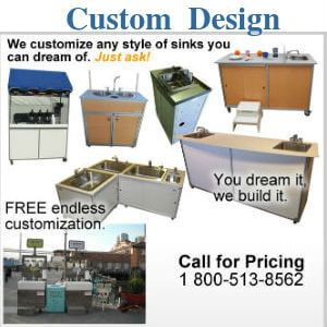 custom design Sink - Monsam Enterprises, Inc.