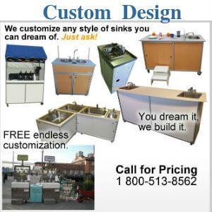 custom design Sink - Monsam Enterprises, Inc.