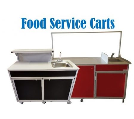 Food Service Carts
