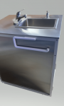 Attached Paper Towel holder  Model: A-230